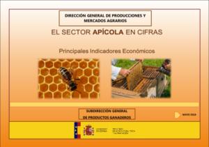 Portada de El sector apícola en cifras