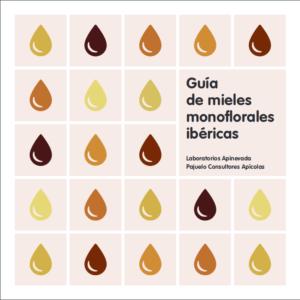 Portada de Guía de mieles monoflorales ibéricas
