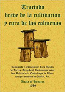 Portada de Tratado breve de la cultivación y cura de las colmenas