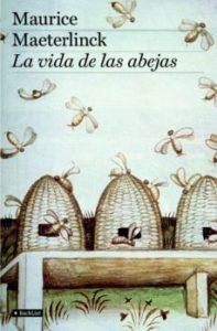 Portada de Vida de las abejas. La