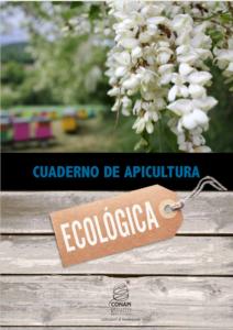 Portada de Cuaderno de Apicultura Ecológica