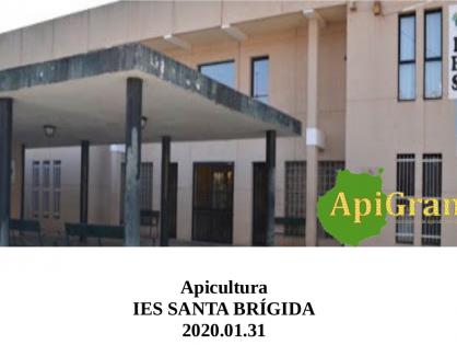 Charla IES Santa Brígida