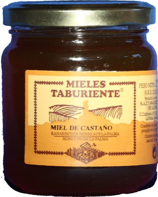 Miel de La Palma, en alemán