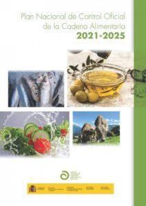 Portada de Plan Nacional de Control Oficial de la Cadena Alimentaria 2021-2025